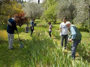 Impegno attivo per il Giardino