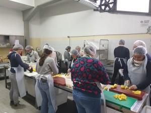 """""""Alla mensa della Caritas!"""""""